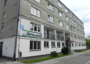 Budynek PUH - Łódź, Łęczycka 70